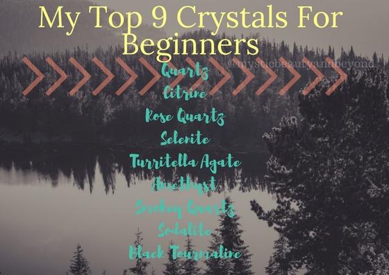 Top nine crystals FINISHED